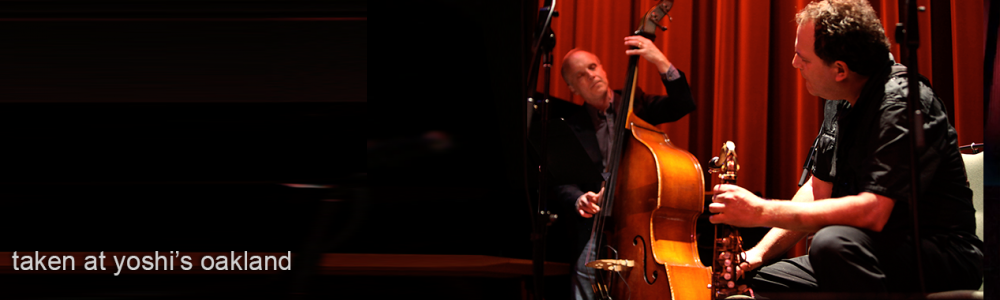 Mike Zilber Quartet at Yoshi's Oakland