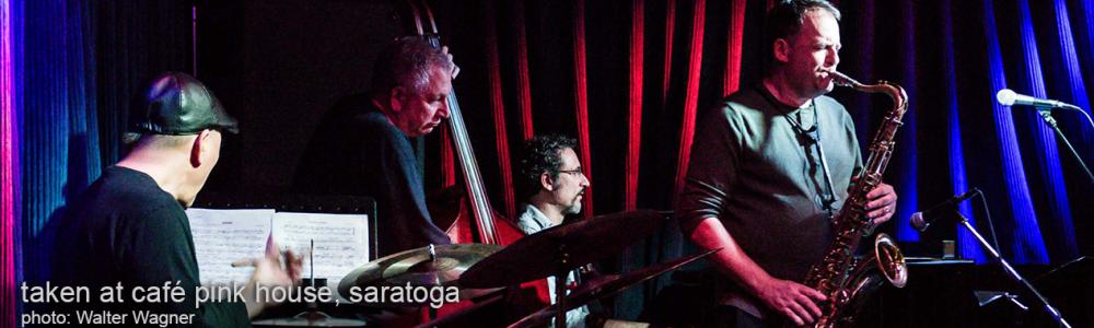 Michael Zilber Quartet at Cafe Pink House Saratoga
